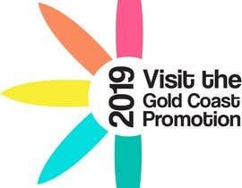 #22 para Design a Logo for Visit the Gold Coast 2019 Promotion de Jotape70301