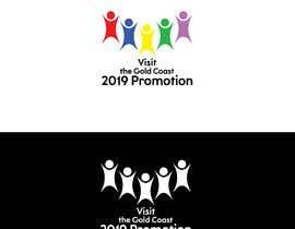 #49 para Design a Logo for Visit the Gold Coast 2019 Promotion por mokhlasur6474