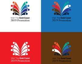 #50 para Design a Logo for Visit the Gold Coast 2019 Promotion por mokhlasur6474