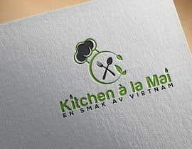 #61 untuk Logo for Vietnamese Kitchen oleh Anishur18