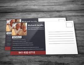 #25 pentru Design and Layout a Political Mailer/Postcard de către Uttamkumar01