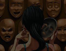 Nro 30 kilpailuun Cover design for a psychology self-help book ! käyttäjältä tahmidula1