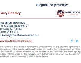 #1 for Signature for Emails af arulclinton