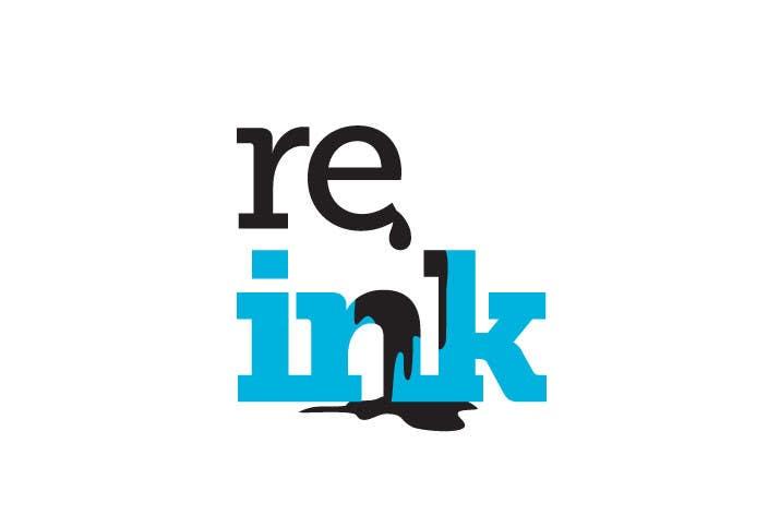 Penyertaan Peraduan #                                        82                                      untuk                                         Logo Design for reink