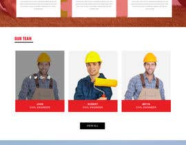 #31 for Design a Website Mockup by anshuchauhan12