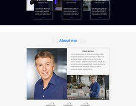 #58 for Design a Homepage (Startpage) af Kurinnaya31
