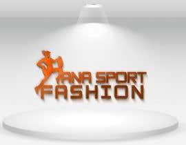 Nro 10 kilpailuun ** Logo for a Cool New Sports Clothing Company!! ** käyttäjältä midouu84