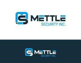 #210 for Company logo - Mettle Security Inc. by dev3dworx