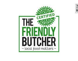 #85 for The Friendly Butcher business logo af vinu91