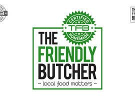 #121 for The Friendly Butcher business logo af vinu91