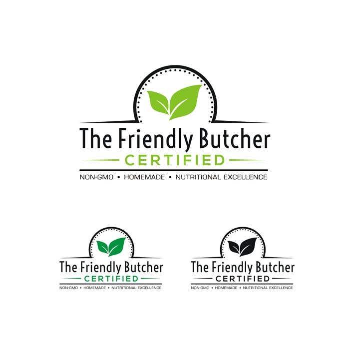 Konkurrenceindlæg #175 for The Friendly Butcher business logo