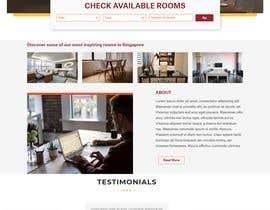 #8 for Design a homepage for office room rental website af gourangoray523
