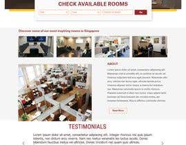 #10 for Design a homepage for office room rental website by gourangoray523