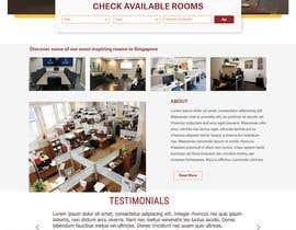 #10 for Design a homepage for office room rental website af gourangoray523