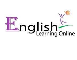 Nro 47 kilpailuun Design a Logo for English Learning Online käyttäjältä shahzaibkhanthe1
