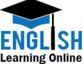 Nro 16 kilpailuun Design a Logo for English Learning Online käyttäjältä siddiqua8