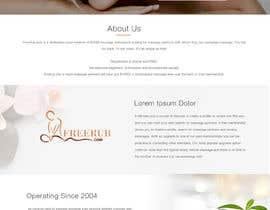 Nro 17 kilpailuun Design a Website Mockup käyttäjältä deepakdiwan