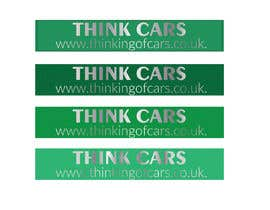 #3 for Create a jpg / pdf for a design for rear car window stickers by shohan33