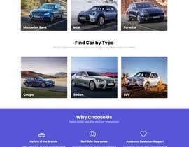 nº 25 pour Build a Chauffeur car service website par Saheb9804
