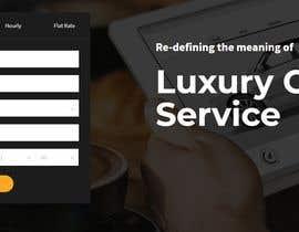 nº 49 pour Build a Chauffeur car service website par whitebeast