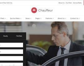 nº 28 pour Build a Chauffeur car service website par alfaran