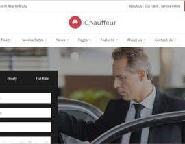 #28 para Build a Chauffeur car service website de alfaran