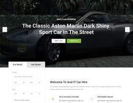 nº 20 pour Build a Chauffeur car service website par Webguru71