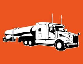 nº 11 pour Vectorize & create an outline of a truck image par jrmzamora