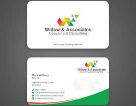nº 297 pour Business Cards - Willow par anuradha7775