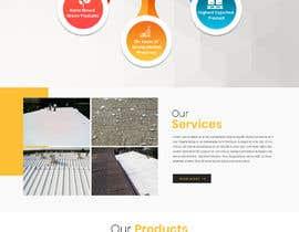 Nro 13 kilpailuun Website Re-design & Product portfolio addition käyttäjältä saidesigner87