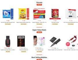 Nro 3 kilpailuun Website Re-design & Product portfolio addition käyttäjältä souravhalder016