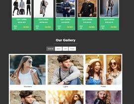 Nro 4 kilpailuun Website Re-design & Product portfolio addition käyttäjältä hadayethm1999