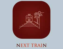 #44 for App Icon for NextTrain (iOS Train schedule app for commuters) by Nhtonmoy