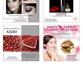 #5 untuk Social Media Content Posts for JAPANESE Beauty, in ENGLISH - Graphic Design & Content oleh DhanvirArt