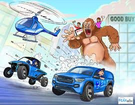 Nro 43 kilpailuun I would like to hire a Caricature & Cartoon Artist käyttäjältä irefirus80