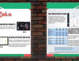 #3 for Design an Infographics Brochure af gladiator0fweb