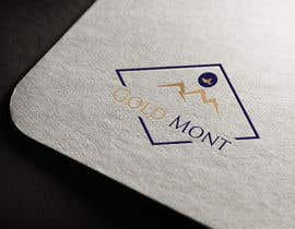 #5 para Logo ideas for Gold Mont de rakibh881
