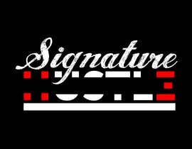 #41 for Design a Band Logo for Signature Hustle af virtualbuilding