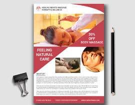 creativecursor tarafından 3 Massage Therapy Flyers (October, November, December) için no 22