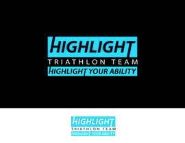 #23 cho Logo Design for Highlight Triathlon Team bởi WebofPixels
