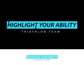 #24 cho Logo Design for Highlight Triathlon Team bởi WebofPixels