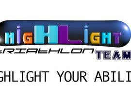 #69 for Logo Design for Highlight Triathlon Team af yuyuh