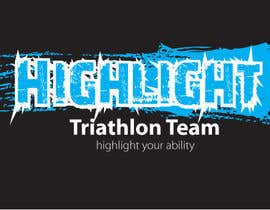 #75 untuk Logo Design for Highlight Triathlon Team oleh bigredbox