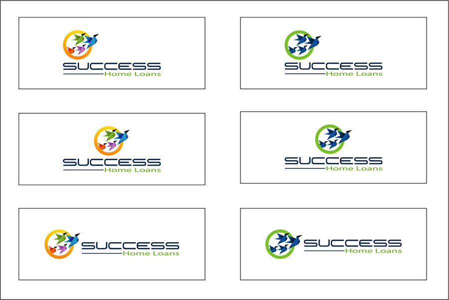 #396 for Logo Design for Success Home Loans by Remon1199