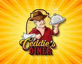 #35 untuk Sign/Logo - Ceddie's DINER oleh TEHNORIENT