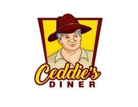 #44 for Sign/Logo - Ceddie's DINER by NewSeedStudio17