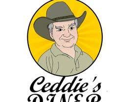 #57 untuk Sign/Logo - Ceddie's DINER oleh berragzakariae
