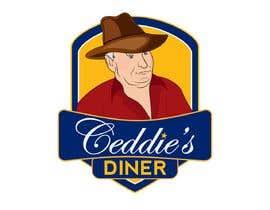 #55 untuk Sign/Logo - Ceddie's DINER oleh wanaku84