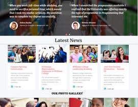 Nro 3 kilpailuun Wordpress Website layout and design needed (no content needed). This should be a simple project käyttäjältä anshuchauhan12