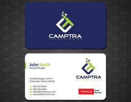 #28 for Design a business card by papri802030